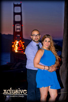 Silvia & Michael Bay area wedding photographer,