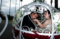 (Claudia & Daniel)Wedding Photography in Baldwin Park ca.