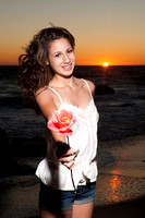 (Valeria) Presession de Quinceanera en Dume Point,