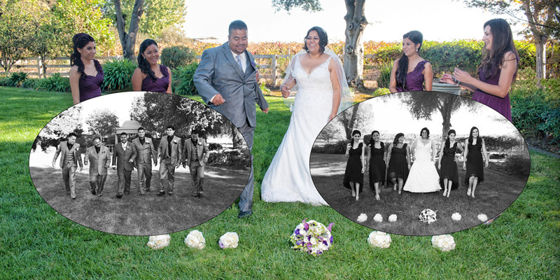 Wedding and Quinceanera photographer in los angeles,san Gabriel Valley,: Francisco&Cynthia Wedding Album digital &emdash; Pagina23&24
