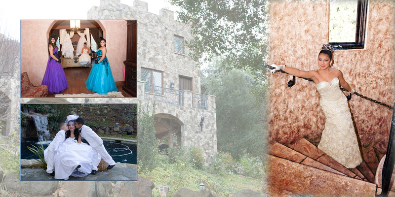 Wedding and Quinceanera photographer in los angeles,san Gabriel Valley,: Gizele-libro de fitmas (guestbook) &emdash; Pagina5