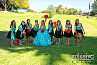 Leslie Sweet sixteen professional photography in Long Beach, Los Angeles, San Pedro, Compton,