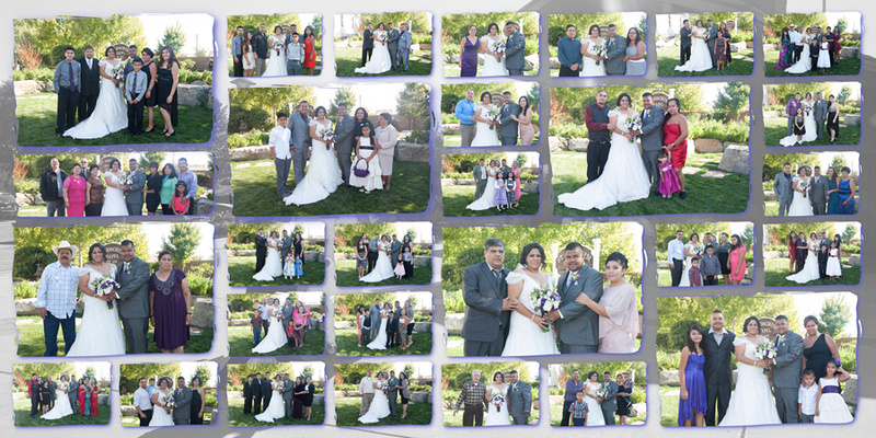 Wedding and Quinceanera photographer in los angeles,san Gabriel Valley,: Francisco&Cynthia Wedding Album digital &emdash; Pagina17&18