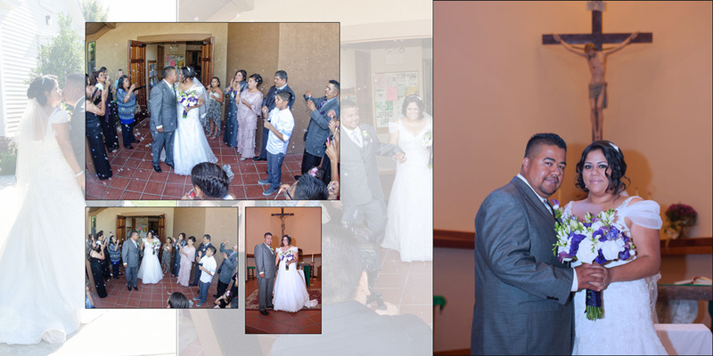 Wedding and Quinceanera photographer in los angeles,san Gabriel Valley,: Francisco&Cynthia Wedding Album digital &emdash; Pagina15&16
