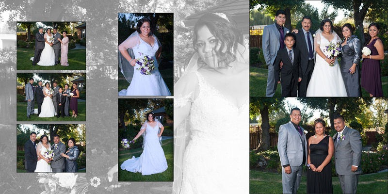 Wedding and Quinceanera photographer in los angeles,san Gabriel Valley,: Francisco&Cynthia Wedding Album digital &emdash; Pagina19&20