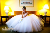 Gizelle Quinceanera professional photography in Covina