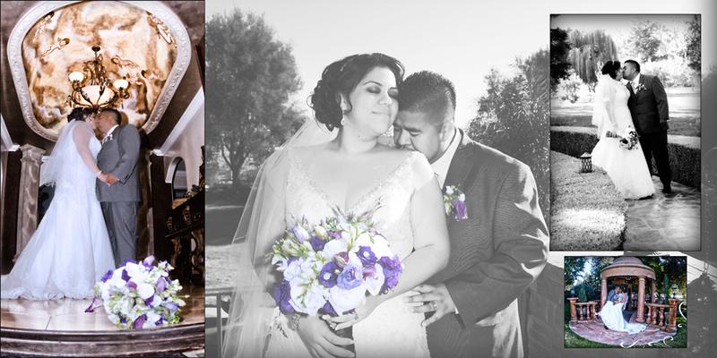 Wedding and Quinceanera photographer in los angeles,san Gabriel Valley,: Francisco&Cynthia Wedding Album digital &emdash; Pagina29&30