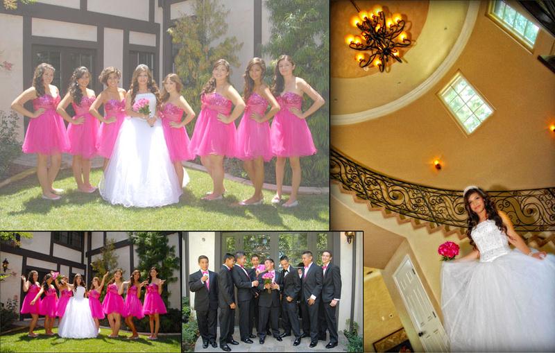 Wedding and Quinceaneras photographer in los angeles,san Gabriel Valley,: Vanessa Album Digital de Quincanera en South Hills &emdash; Pagina13&14