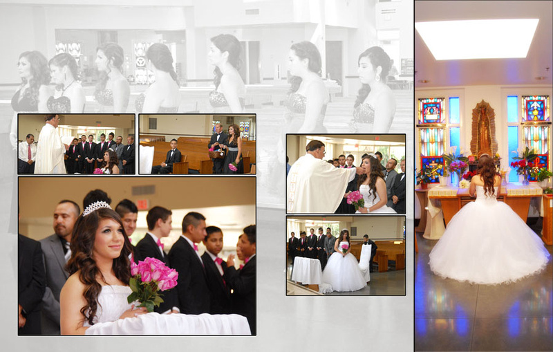 Wedding and Quinceaneras photographer in los angeles,san Gabriel Valley,: Vanessa Album Digital de Quincanera en South Hills &emdash; Pagina17&18