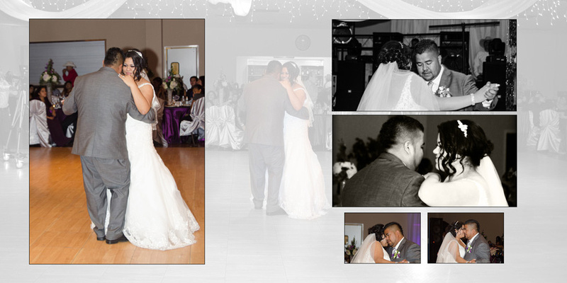 Wedding and Quinceanera photographer in los angeles,san Gabriel Valley,: Francisco&Cynthia Wedding Album digital &emdash; Pagina39&40